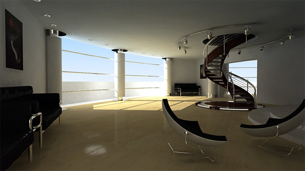 Pico Communications -  - Architettura d'interno Dubai