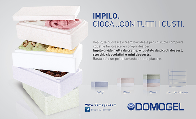 Pico Communications - Domogel (IT) - ADV Campaign - Impilo