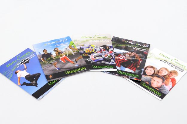 Pico Communications - SuisseGas (CH) - Flyer