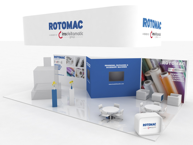 Pico Communications - Rotomac - IMS Technologies Group (IT) - Stand K
