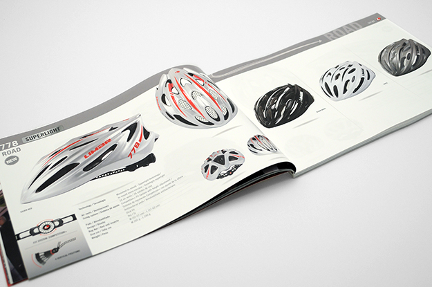 Pico Communications - Limar (IT) - Catalogo Bike Helmets 2014