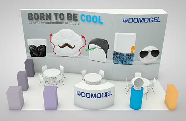 Pico Communications - Domogel (IT) - Stand Sigep