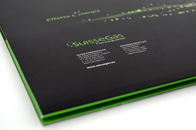 Pico Communications - SuisseGas (CH) - Cartelletta