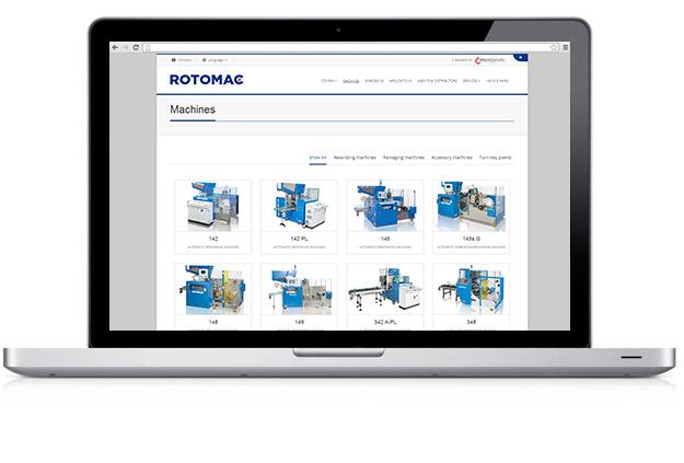 Pico Communications - Rotomac - IMS Technologies Group (IT) - Web site