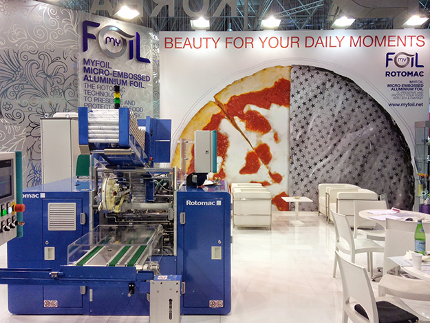 Pico Communications - IMS Technologies Group (IT) - Stand Interpack