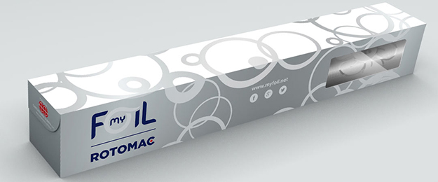 Pico Communications - Rotomac - IMS Technologies Group (IT) - Packaging MyFoil