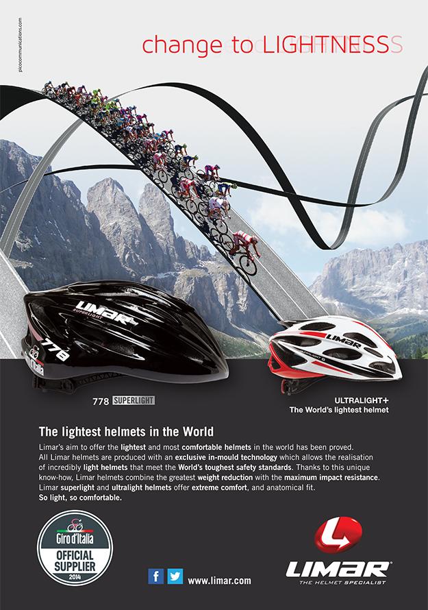 Pico Communications - Limar (IT) - ADV Campaign - Giro d'Italia 2014