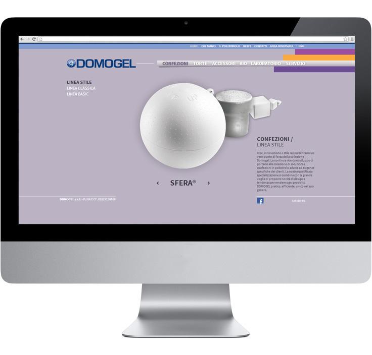 Pico Communications - Domogel (IT) - Web site 2014
