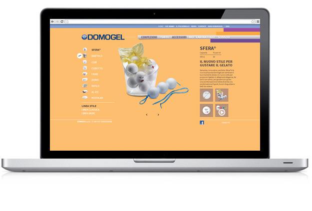 Pico Communications - Domogel (IT) - Web site