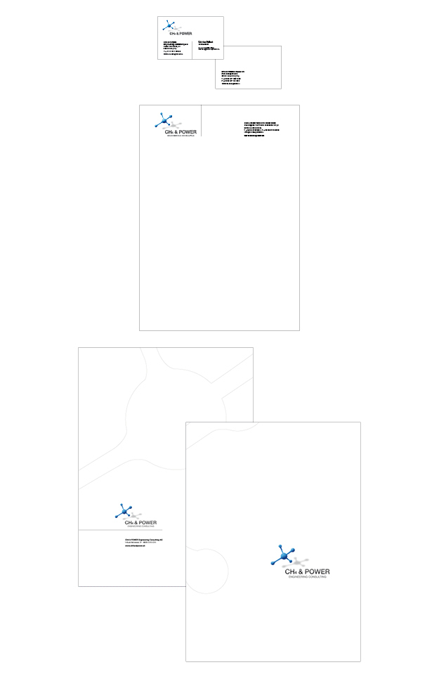 Pico Communications - CH4 & Power Engineering consulting (CH) - Stationery System