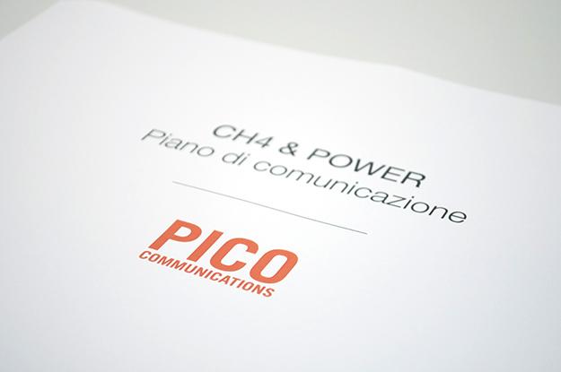 Pico Communications - CH4 & Power Engineering consulting (CH) - Piani di comunicazione