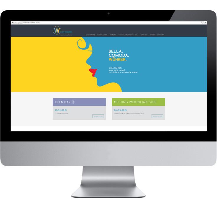 Pico Communications - Casa Wührer (IT) - Web site