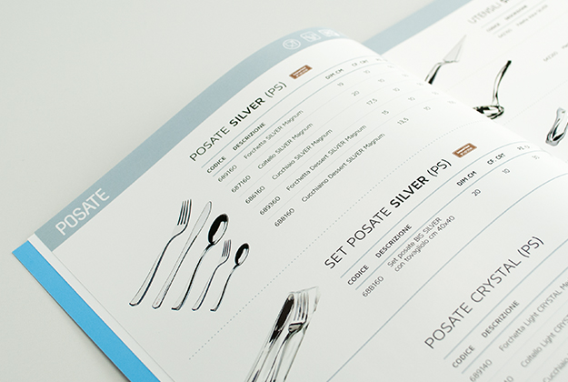 Pico Communications - Dampe (IT) - Catalogo Stylish Tableware 2015