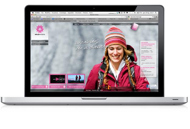 Pico Communications - Wild Roses International (CH) - Web site