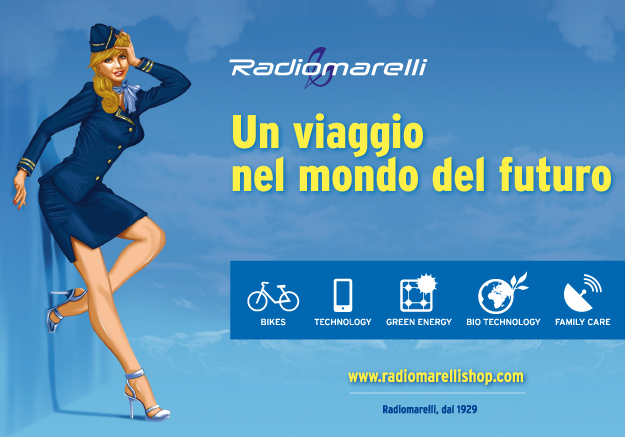 Pico Communications - Radiomarelli (CH) - ADV Campaign