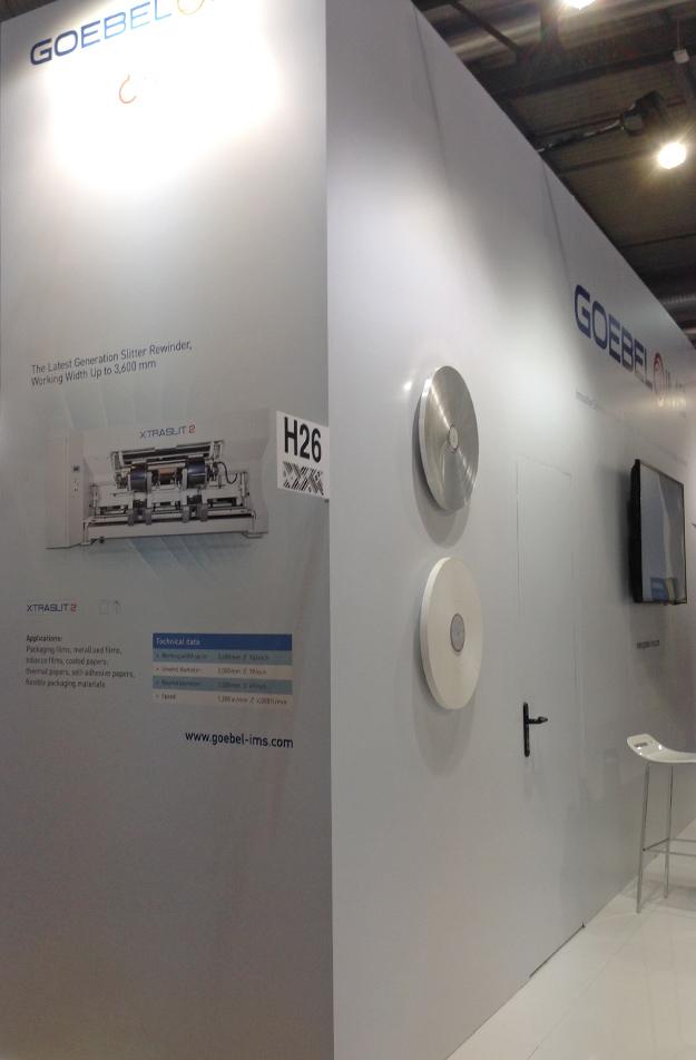Pico Communications - Goebel IMS  - IMS Technologies Group (IT) - Stand Converflex