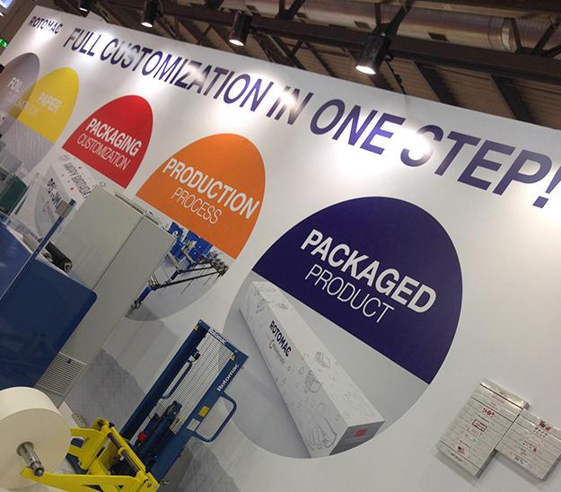 Pico Communications - Rotomac - IMS Technologies Group (IT) - Stand Ipack-IMA