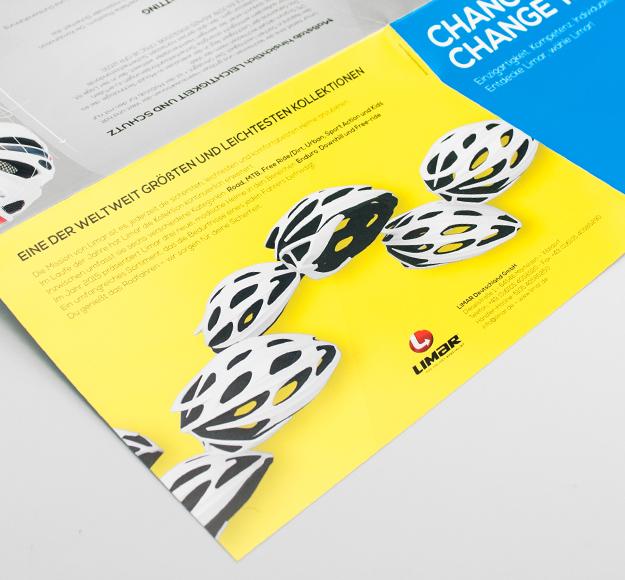 Pico Communications - Limar (IT) - Leaflet Change to Lightness