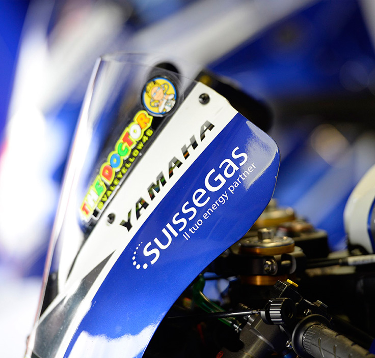 Pico Communications - SuisseGas (CH) - Yamaha Factory Racing 2013