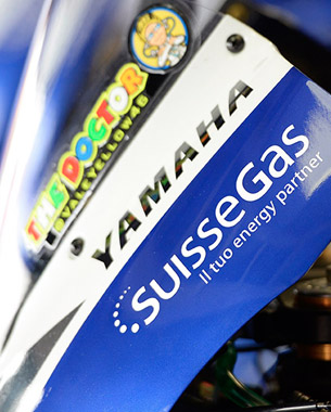 Pico Communications - SuisseGas (CH) - Yamaha Factory Racing 2013