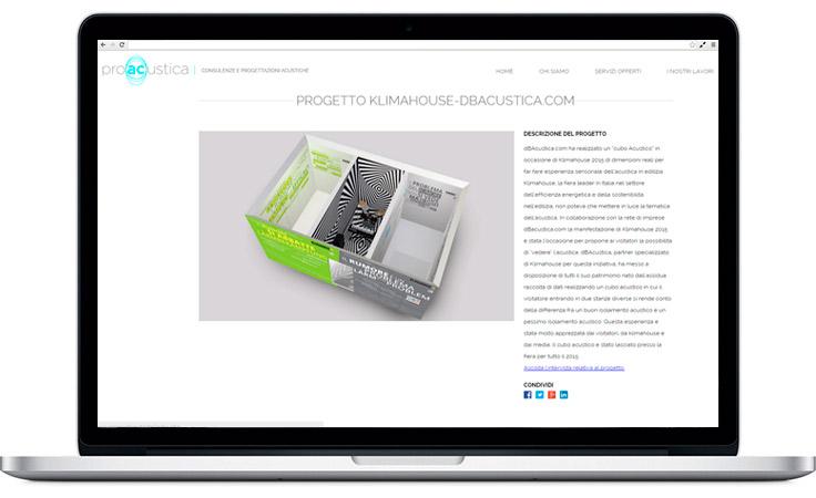 Pico Communications - ProACustica (IT) - Web site