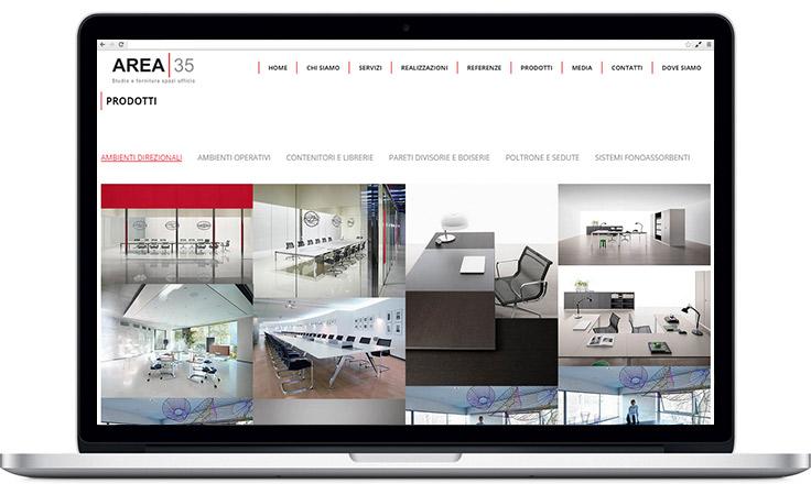 Pico Communications - Area 35 (IT) - Web site