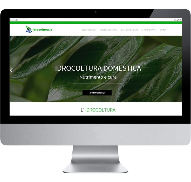 Pico Communications - Idrocoltura (IT) - Web site
