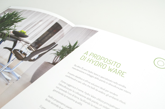 Pico Communications - Hydro Ware (IT) - Brochure