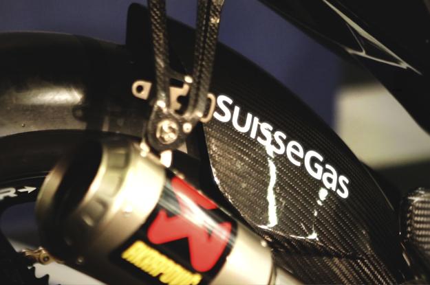 Pico Communications - SuisseGas (CH) - Yamaha Factory Racing 2014