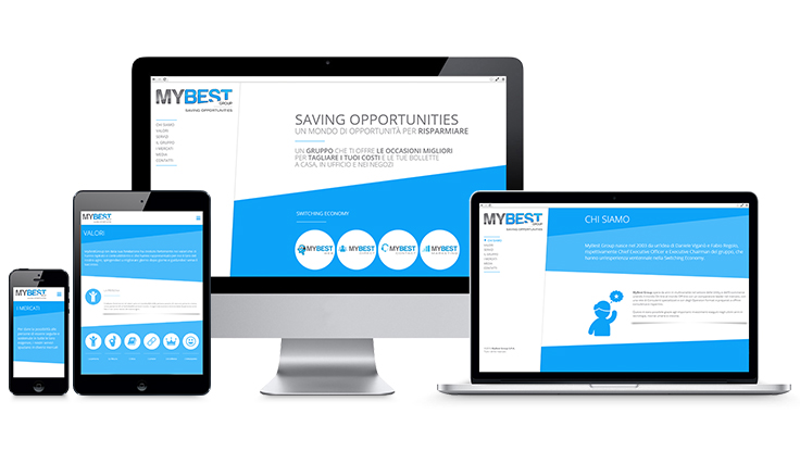 Pico Communications - MyBest Group (IT) - Web site