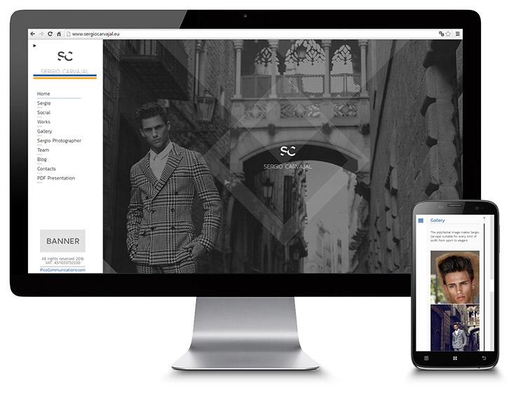 Pico Communications - Sergio Carvajal (ES) - Web site