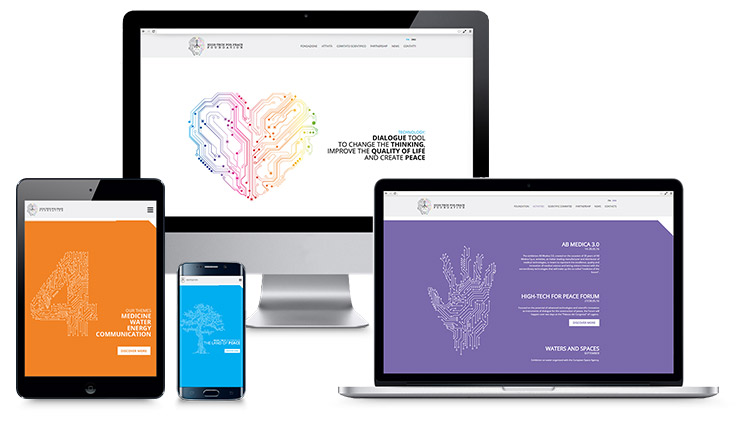 Pico Communications - High-Tech for Peace Foundation (CH) - Web site