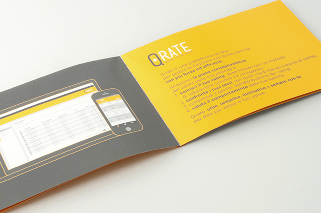Pico Communications - Q.rate (IT) - Flyer