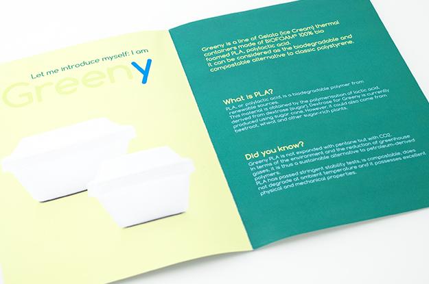 Pico Communications - Domogel (IT) - Flyer Greeny - Domogel 2017