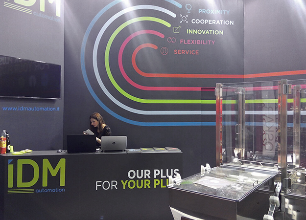 Pico Communications - IDM Automation (IT) - Stand Cosmoprof
