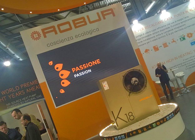 Pico Communications - Robur (IT) - Stand MCE