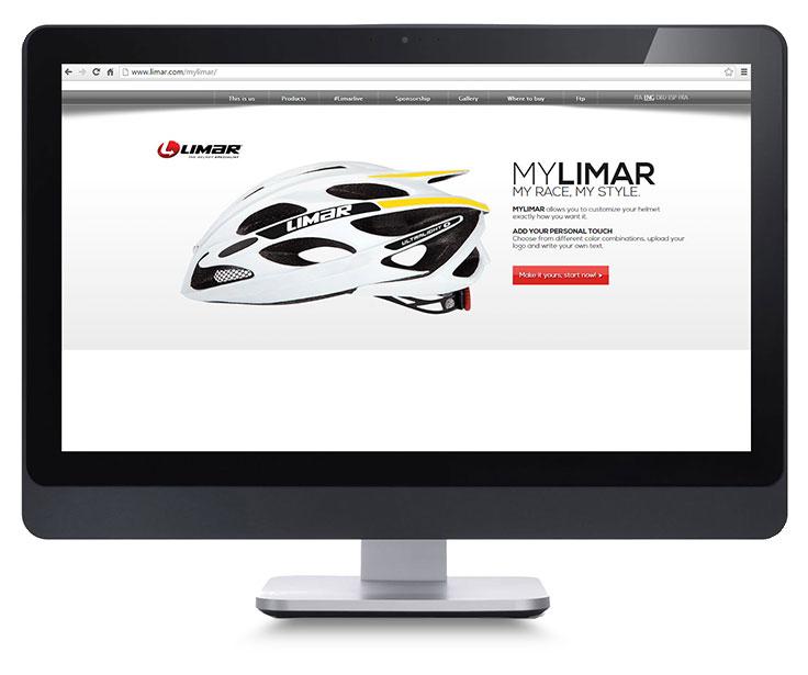 Pico Communications - Limar (IT) - MyLimar - Product configurator