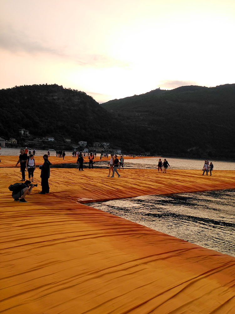 Pico Communications -  - The Floating Piers Christo
