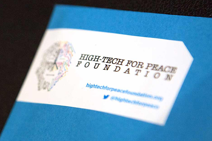 Pico Communications - High-Tech for Peace Foundation (CH) - Forum 2016 - Lugano