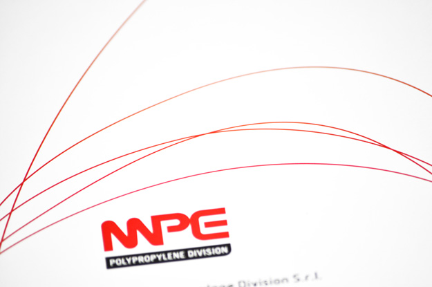 Pico Communications - MPE Polypropylene Division (IT) - Brochure