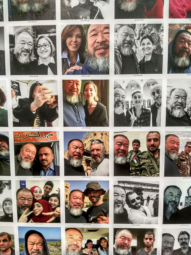 Pico Communications -  - Mostra Ai Weiwei 2016 - Firenze