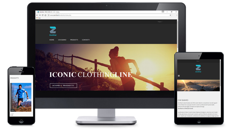 Pico Communications - Zenithal (IT) - Web site