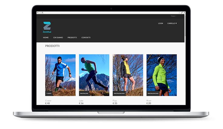 Pico Communications - Zenithal (IT) - Web site
