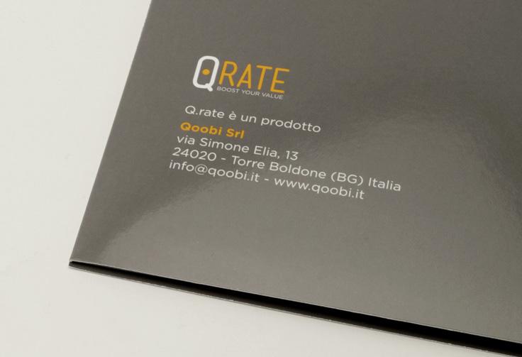 Pico Communications - Q.rate (IT) - Cartelletta