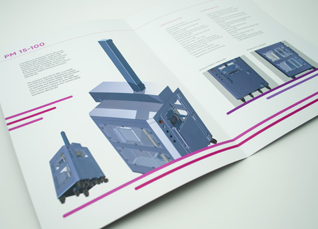 Pico Communications - IDM Automation (IT) - Brochure