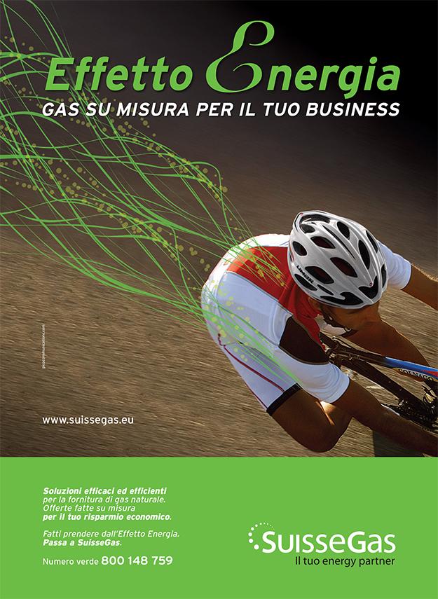 Pico Communications - SuisseGas (CH) - ADV Campaign