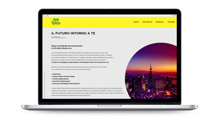 Pico Communications - Tplay (CH) - Web site