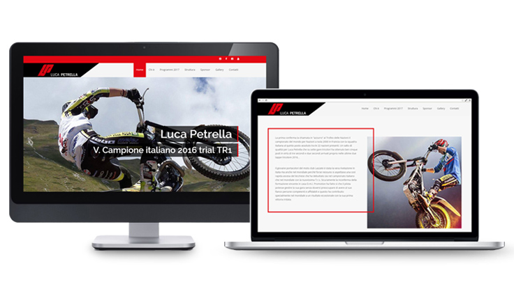 Pico Communications - Luca Petrella (IT) - Web site