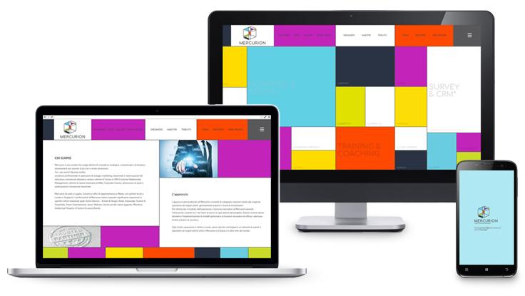 Pico Communications - Mercurion ET (CH) - Web site
