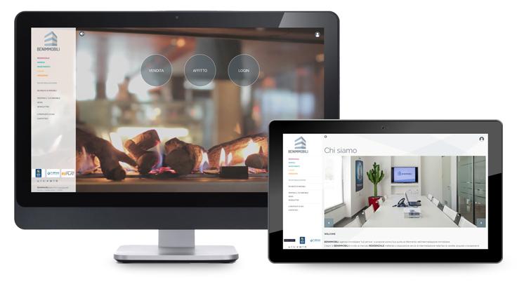 Pico Communications - Benimmobili (IT) - Web site